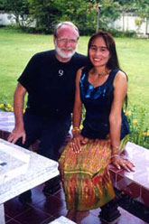 Photo of Jerry & Lamyai Hopkins
